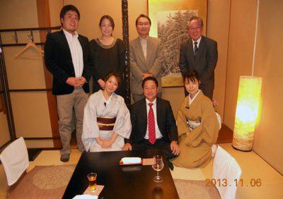 第9支部「2020年東京オリンピック・パラリンピック」(進藤支部長)